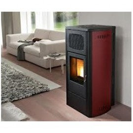 ΣΤΟΦΑ PELLET RED DALIA AIR 6KW