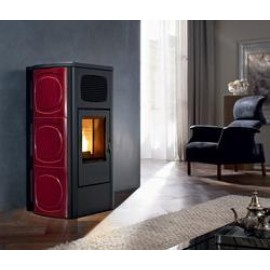 ΣΤΟΦΑ PELLET ΑΕΡΑ RED ORCHIDEA AIR 10KW
